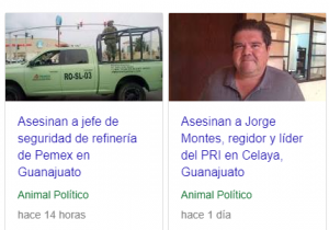 Guanajuato se convierte en tierra de nadie