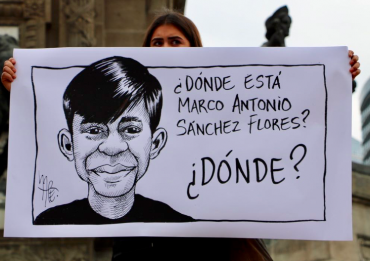 Dos policías, videos y datos GPS: las pruebas para la búsqueda de Marco Antonio