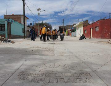 Entregarán circuito de 13 obras en Pabellón de Arteaga