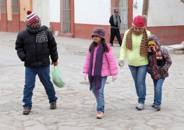 El frío pega en México; se esperan hasta -7 bajo cero en la CDMX