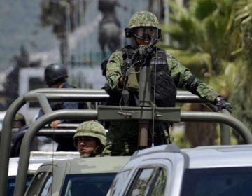 Tizayuca necesita del Ejército para contener ilícitos: alcalde