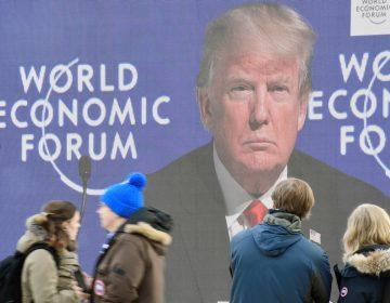 """Davos 2018: igualdad de género, anti-proteccionismo, el """"show"""" de Trump, y los riesgos tecnológicos"""