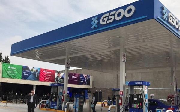 Abre primera gasolinera en Puebla que vende combustible importado