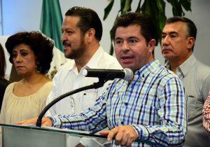 Presume Jorge López invitación al gabinete de MOS