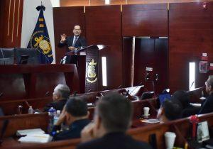 Expone Orozco a Semar prospectiva de Aguascalientes