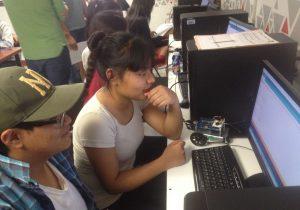 Ofrecen taller de robótica en Jesús María