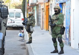 Corte mexicana acepta debatir inconstitucionalidad de Ley de Seguridad