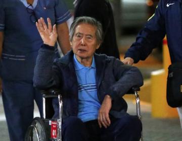 ¿Volverá Fujimori a la política en Perú?