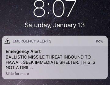 Hawái manda por error alerta sobre ataque de un misil balístico