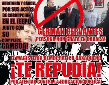 En año electoral, sindicatos oaxaqueños se unen y amagan al gobierno de Alejandro Murat