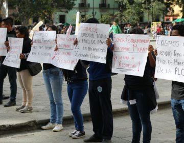 Estudiantes exigen continuación del albergue estudiantil; acusan omisión de autoridades