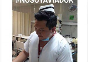 #NoSoyAviador, el reclamo de trabajadores de Salud contra el secretario oaxaqueño que despidió a 2 mil 300 empleados