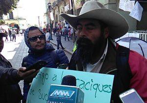 Acusan a autoridades  municipales de Suchixtlahuaca  por despojo