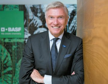 """Michael Stumpp, presidente de BASF en México, Centroamérica y el Caribe: """"Nuestro propósito es crear química para un futuro sustentable"""""""