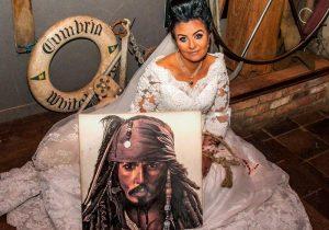 """La historia de una mujer que se """"casó"""" con un fantasma de 300 años"""