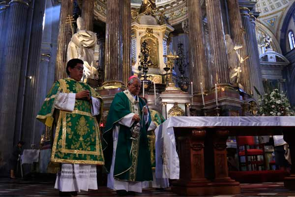 Iglesia pide rapidez en reparación de templos afectados por el pasado sismo