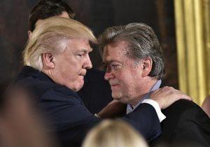 La disputa entre Trump y Bannon: una explicación científica de la debacle