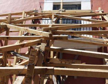 Funcionarios chapulines no frenarán obras de reconstrucción