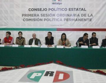 En el PRI Hidalgo, buscan curul reciclados y funcionarios