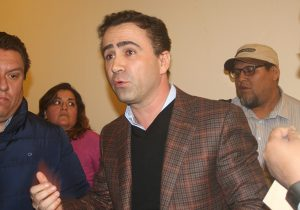 Rechaza González Murillo alianza con izquierda; deja PES