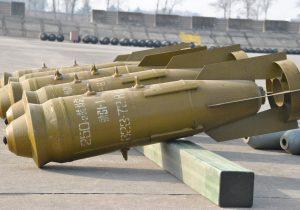 Robots triplicarán la producción de bombas y proyectiles de China