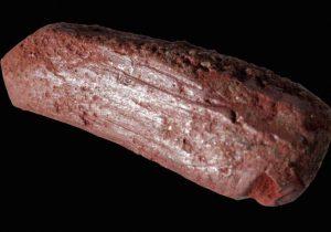 """Un """"crayón"""" de 10,000 años de antigüedad pudo ser utilizado en la edad de piedra"""