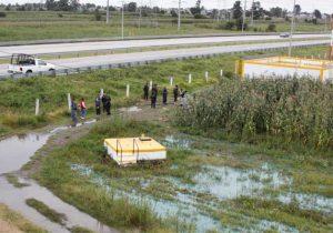 Minimiza Sagarpa daños en tierra y cultivos por derrame de combustible