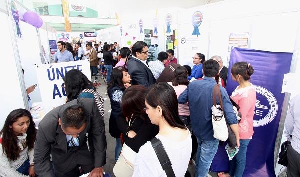 Reporta Puebla 2.6% de desempleo al cierre de 2017