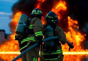 Fallecen gemelitos rescatados de incendio