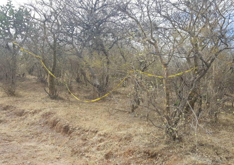 Niegan hallazgo de fosa clandestina en Aguascalientes