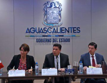 Presentan a embajadora de Francia ventajas competitivas de Aguascalientes