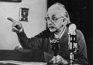Einstein defendió a un amigo acusado de asesinato en una carta de 1917