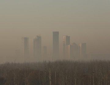 China combate la contaminación con el purificador de aire más grande del mundo