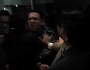 Entre golpes y petardos eligen a líder del PRD en Hidalgo