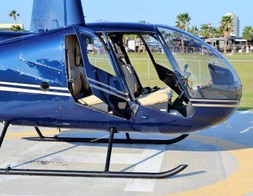 Construirán hangar para helicóptero municipal