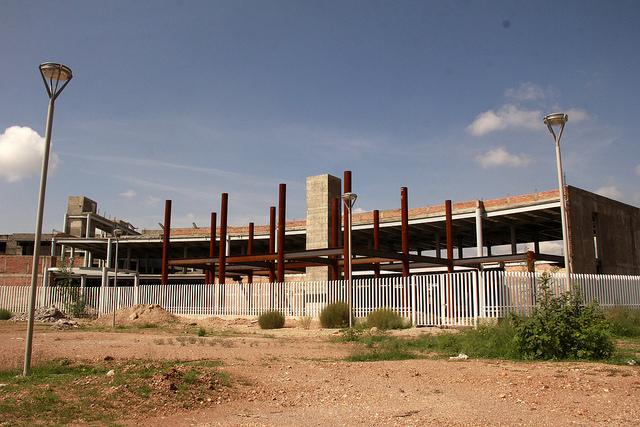 Hasta concluir Hidalgo, retomarán obras en Hospital de Pabellón