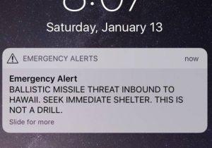 La alerta de ataque con misil en Hawái disparó las visitas a sitios porno