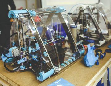 El infinito mundo de la impresión 3D (primera parte)