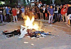 Puebla, primer lugar en linchamientos