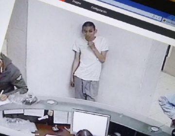 Videos dan una pista sobre el paradero de Marco Antonio; se le vio por última vez en Tlalnepantla