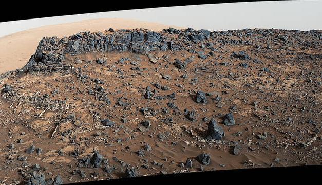 ¿Qué captaron las fotos de la NASA en Marte? ¿Conchas de mar, esfinges… vida?