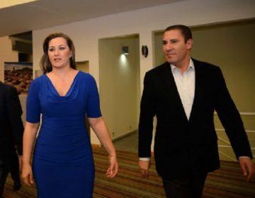 Principal capital político de Martha Erika, es ser esposa de RMV