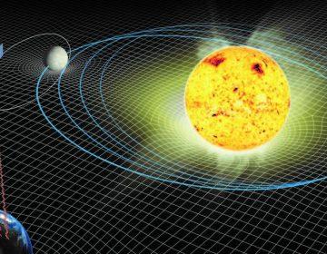 La NASA demuestra que Einstein tenía razón: el Sol está perdiendo masa