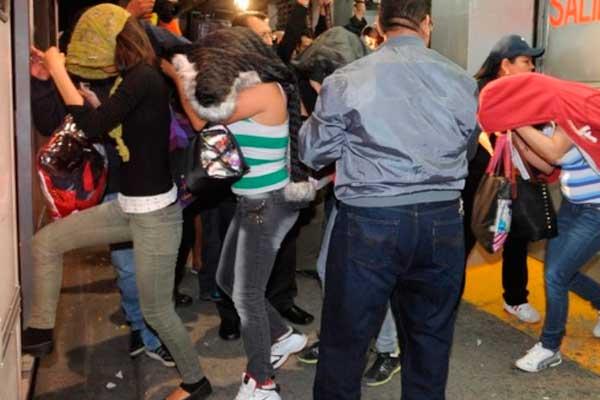 Puebla, foco rojo por trata de personas