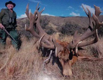 Una bala misteriosa mata a un hombre mientras cazaba leones en Sudáfrica