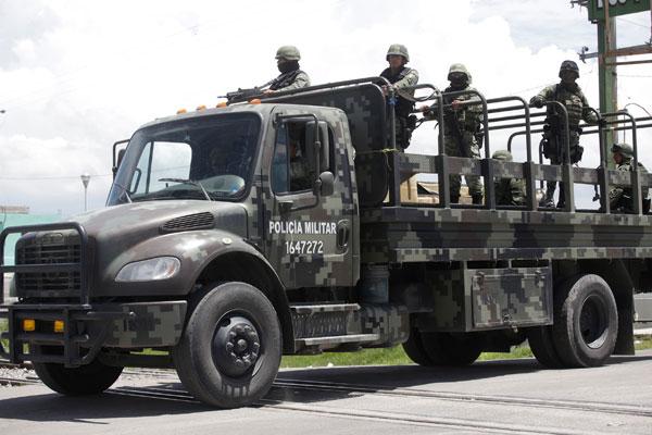 Militares regresan para combatir huachicoleros
