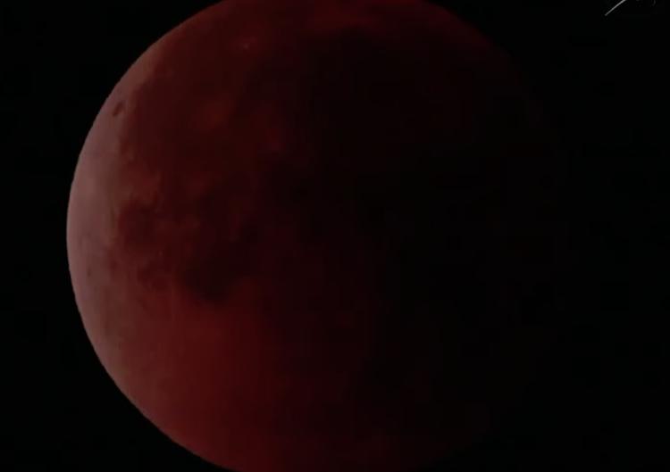 No te pierdas la superluna azul de sangre; sigue la transmisión en vivo aquí