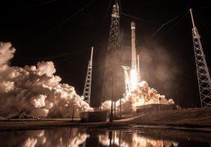 SpaceX puede haber perdido el satélite secreto de EE.UU.