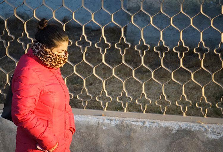 Frío es de los más intensos en la historia de Hidalgo