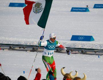 Germán Madrazo, el mexicano que aprendió a esquiar un año antes de los olímpicos de Pyeonchang y logró participar